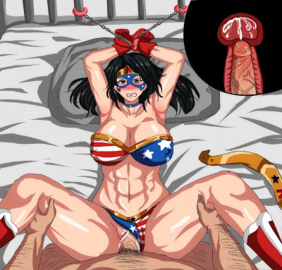Super Heroine- Miss Americana�s Regression