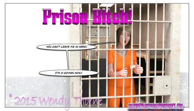 AmazingTransformation- Prison Bitch