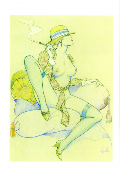 The Women of Leone Frollo - part 2