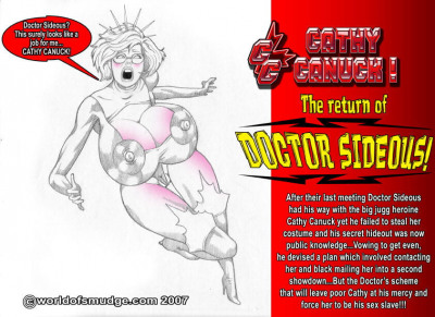 Cathy Canuck - The Return of Doctor Sideous!